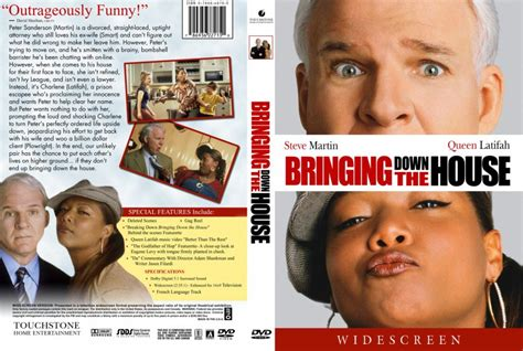 bringing down the house bringing down the house movie dvd custom covers 25311bringing down the house