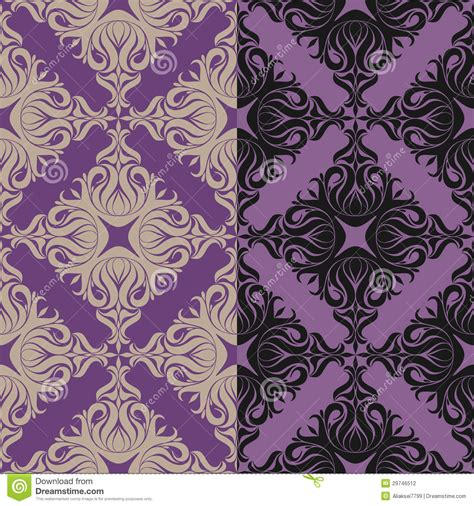 floral pattern cdr floral vector cdr files