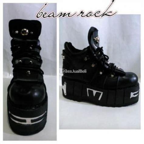 Sepatu Dalmo Boots Rock sepatu rock untuk pria barang baru bnwt bandung dijual tribun jualbeli