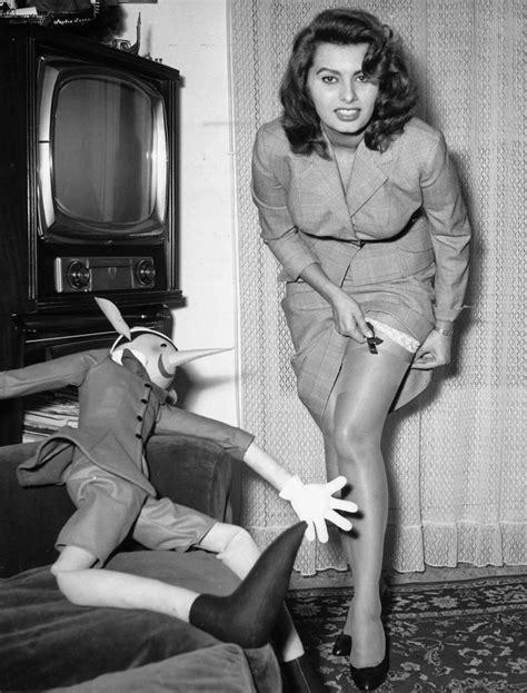140 фото Софи Лорен в молодости и сейчас, ее мужа Карло