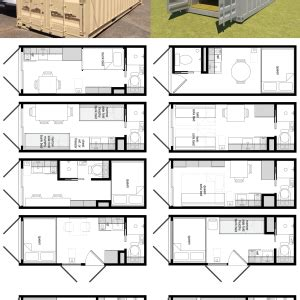 Free Mansion Floor Plans Free Shipping Container House Plans In 20 Foot Shipping Container Floor Plan Brainstorm Tiny