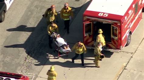 Gardena Ca Killing 2 Students In L A High School Suspect Arrested