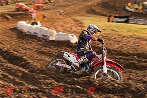 ama outdoor motocross results pala ama motocross geico honda results
