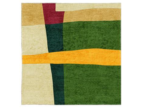 tappeto quadrato moderno tappeto a motivi quadrato in in stile moderno
