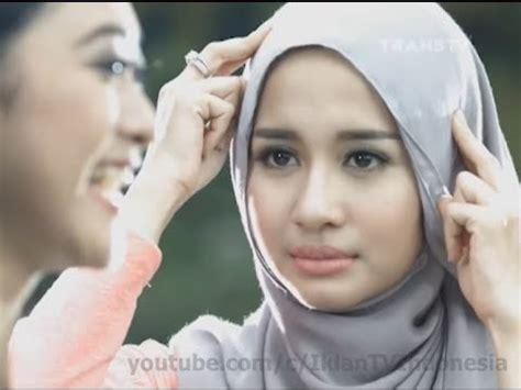 tutorial hijab bella di iklan sunsilk full download iklan sunsilk