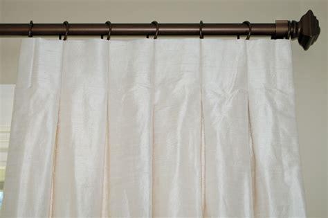 install  inverted pleat drapes homesfeed