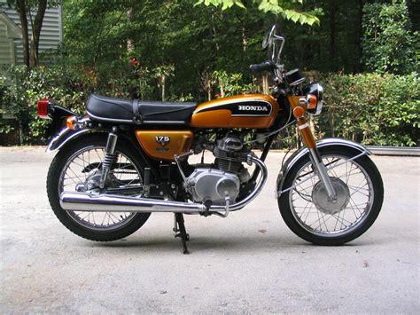 Honda CB175 Gallery