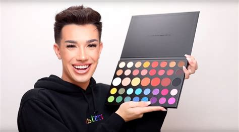 james charles morphe x uk james charles announces make up collaboration with morphe