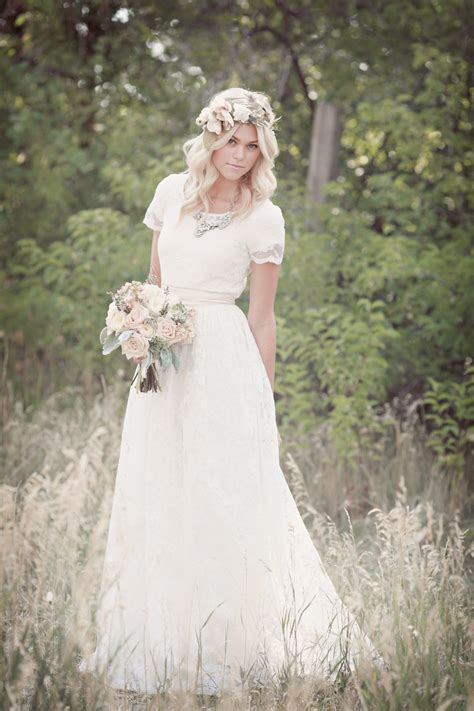 Modest Wedding Dresses by Modest Wedding Dresses 500 Dresses Trend