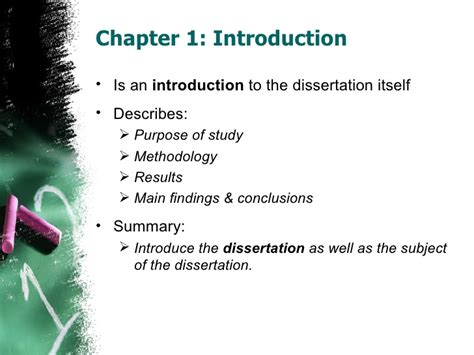 purpose of a dissertation purpose of a dissertation introduction