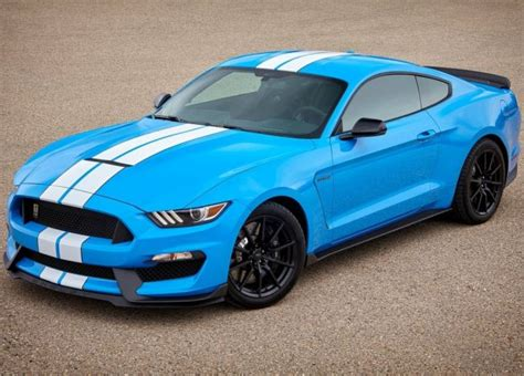 2017 ford mustang shelby gt350 price release date specs