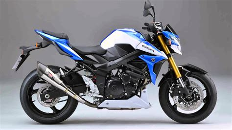 Suzuki Photo Moto Suzuki Gsr750 Ma Moto