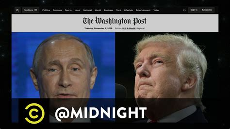 donald trump russia rumors about donald trump s ties to russia midnight