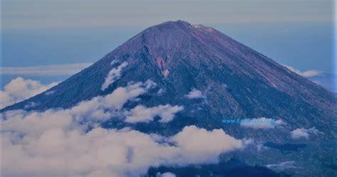 gunung tertinggi  indonesia data lengkap ilmusiana