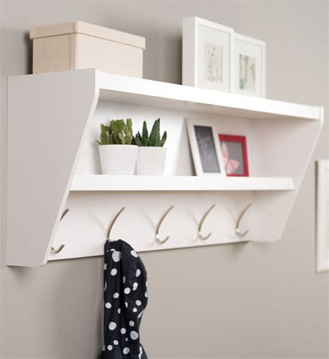 entryway storage shelf with hooks and by knot2shabbycustomcre entryway shelf with hooks in entryway storage