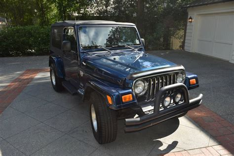 Jeep Wrangler Unlimited For Sale In Ga 2005 Jeep Wrangler Unlimited Manual For Sale In Midtown