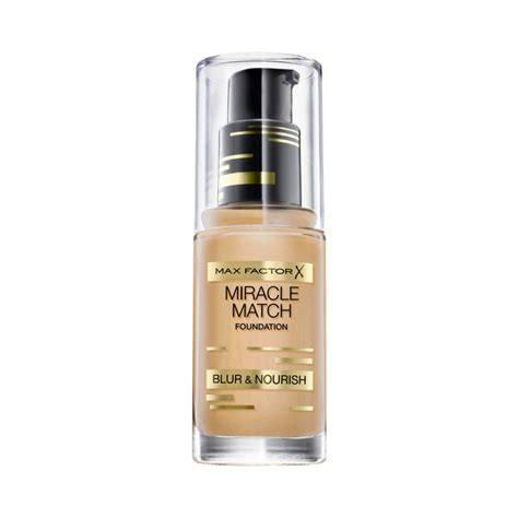 The Miracle Match Free Max Factor Miracle Match Foundation 77 Soft Honey 30 Ml 163 5 95