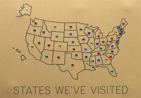 map of us states i visited prior destinations