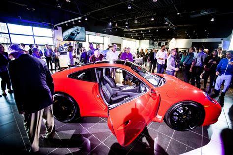 Lamborghini Dealer St Louis Porsche St Louis Unveils 2017 Porsche 911 Indigo Auto