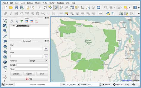gis tutorial qgis open source qgis guide and review gis geography