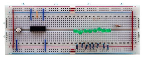 breadboard circuit for beginners electronics introduction to breadboards bald engineer