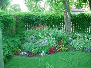Landscape Zone 5 Perennial Shade Garden Bagley Landscapes Color