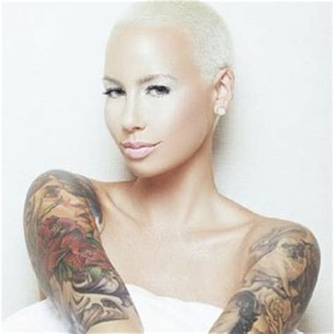 amber rose tattoos covers wiz khalifa hiphopdx