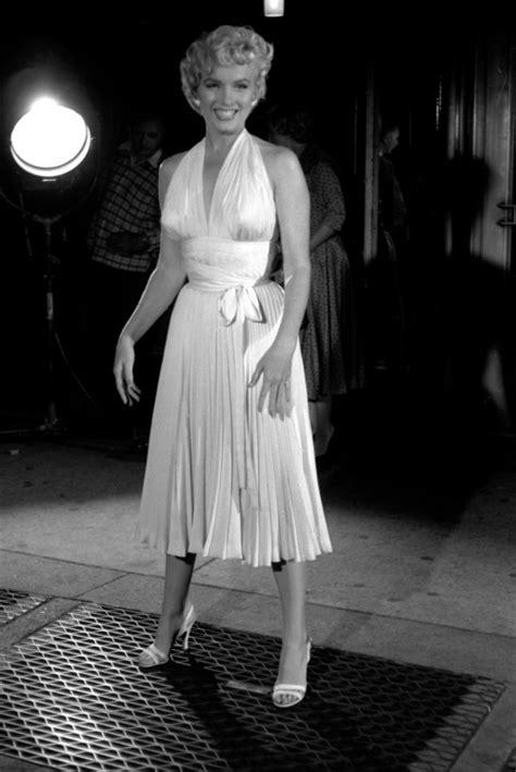 Galeria de fotos: Marilyn Monroe e a icônica cena do metrô