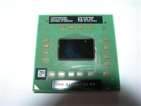 amd mobile amd mobile athlon 64 x2 tk 53 amdtk53hax4dc ebay