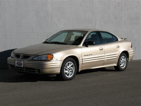 blue book used cars values 2003 pontiac grand am navigation system image gallery 2003 grand am