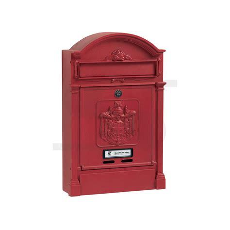 cassetta postale inglese cassetta postale stile inglese regia silmec