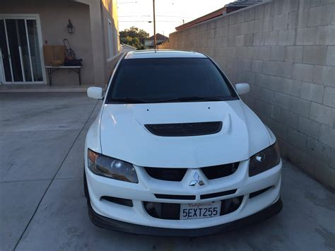 mitsubishi evo 7 stock fs west stock 2003 mitsubishi lancer evolution viii 8