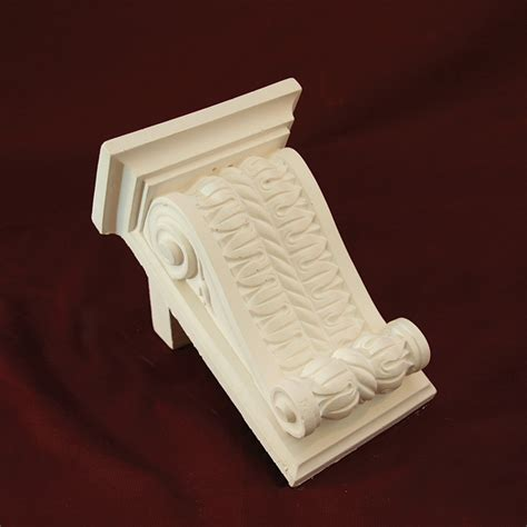 Scroll Corbel Corbels Decoritive Cobels Pair