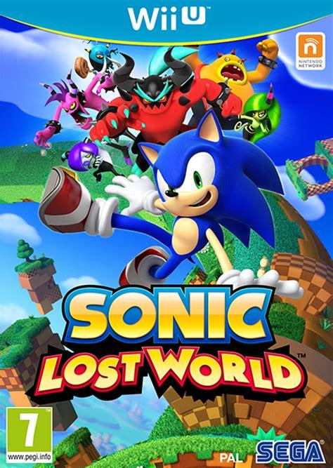 Sonic Lost World   Wii U   Games   Nintendo