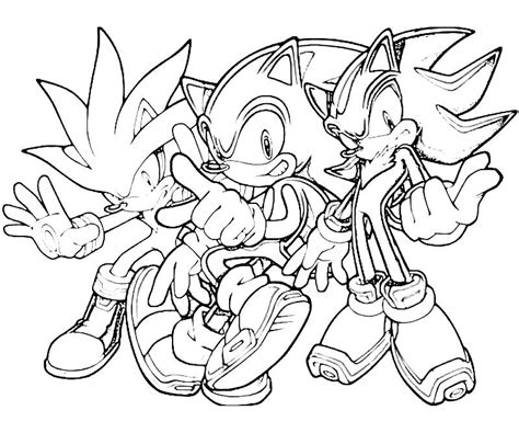 sonic coloring sheets sonic coloring pages az coloring pages