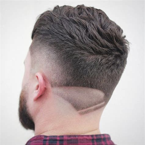 haircut neck designs new men s hair trends neckline hair design