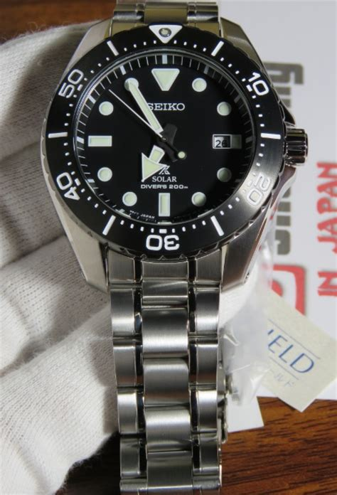 Seiko Prospex Diver Solar SBDJ013   Shopping In Japan .NET