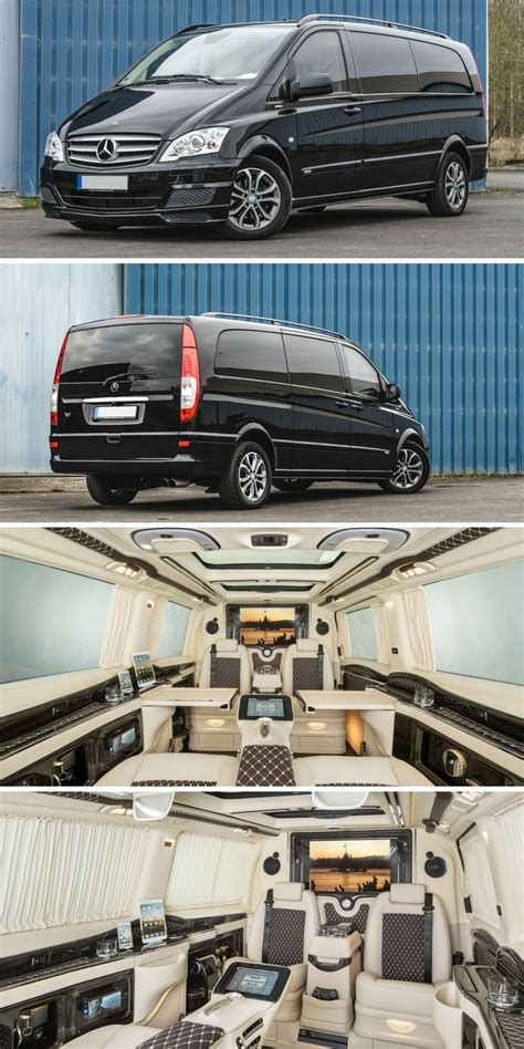luxury mercedes van best 25 mercedes benz vito ideas on pinterest mercedes