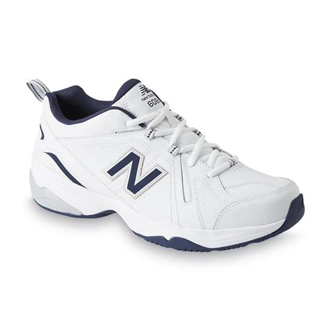 new balance athletic shoes new balance s 608v4 white navy cross trainer athletic