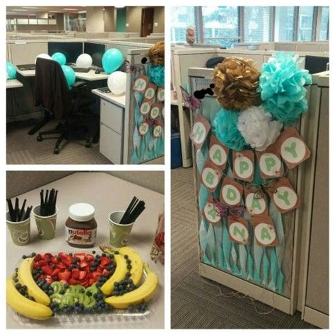 Office Desk Birthday Decoration Ideas 1000 Ideas About Office Birthday Decorations On