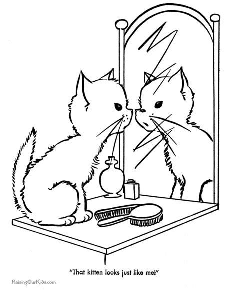 coloring pages these free printable coloring pages of cats