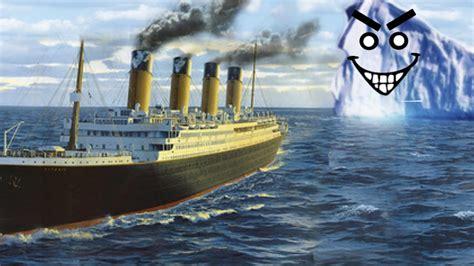 titanic boat iceberg titanic simulator evil icebergs ios android youtube
