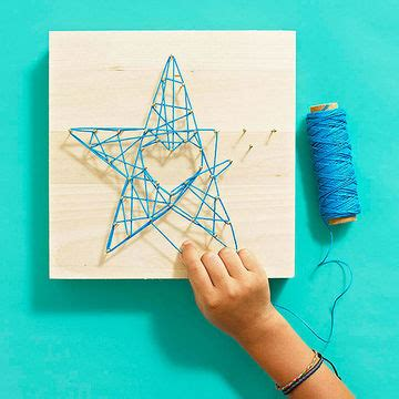 String Arts And Crafts - string crafts