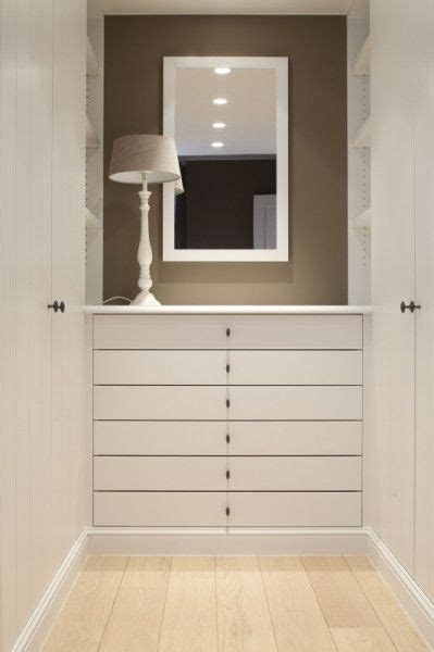 built in closet chest of drawers 25 best ideas about long narrow closet on