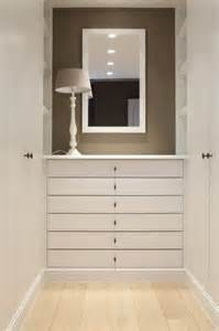 Walk In Wardrobe Drawers 25 Best Ideas About Narrow Closet On