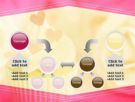 free sweetest day card templates happy sweetest day powerpoint template backgrounds