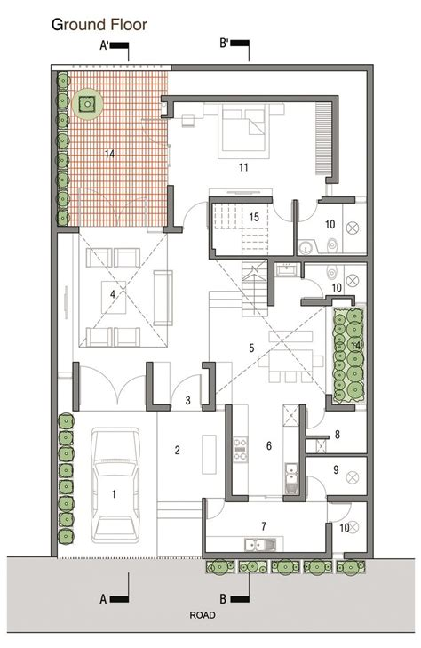 House Floor Plans Designs gallery of pete mane architecture paradigm 22