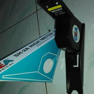 Statur Meter Alat Ukur Tinggi Badan alat pengukur tinggi badan gea alkes kendari alkes kendari