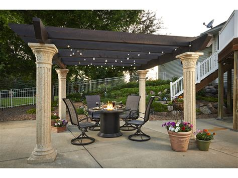 pergola beams for sale outdoor greatroom tuscany ii pergola with wood beams