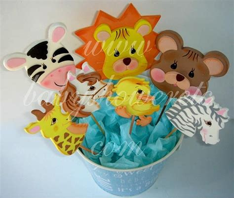 Animal Safari Baby Shower Decorations by 19 Best Images About Safari Pages On Disney